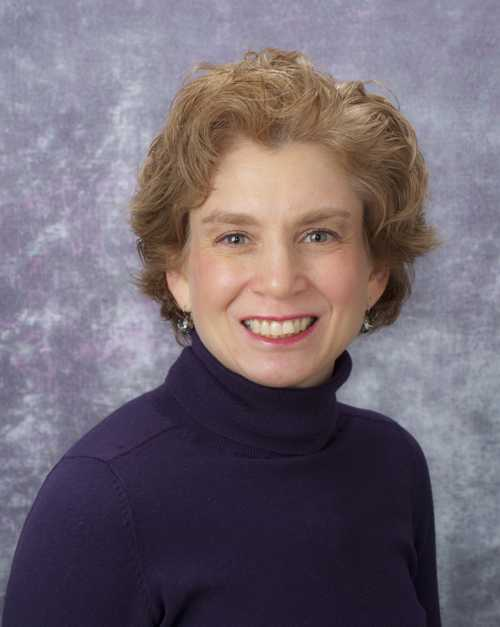 Photograph of Barb Gaines, MD