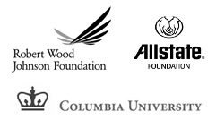 Supported by the Robert Wood Johnson Foundation, Columbia University, and the Allstate Foundation
